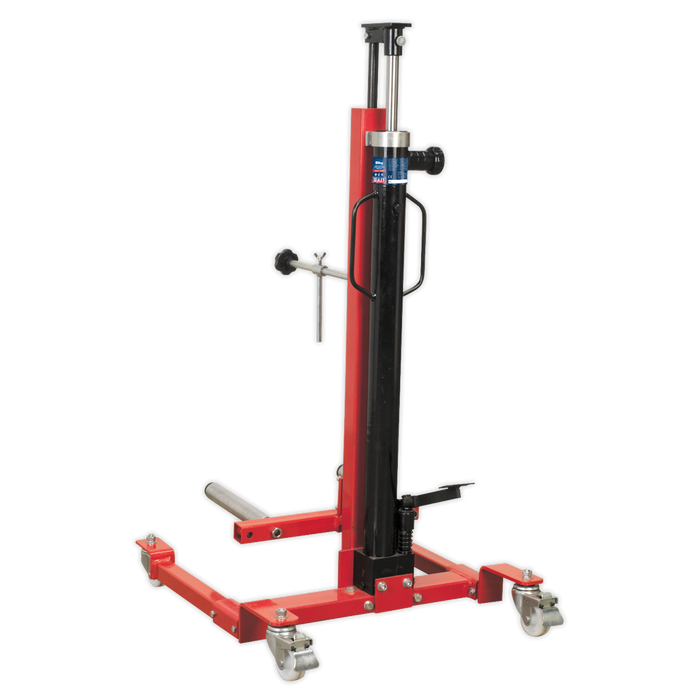 Sealey - WD80 Wheel Removal/Lifter Trolley 80kg Quick Lift