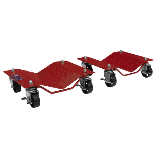 Sealey - WS681 Wheel Dolly Set 680kg Capacity