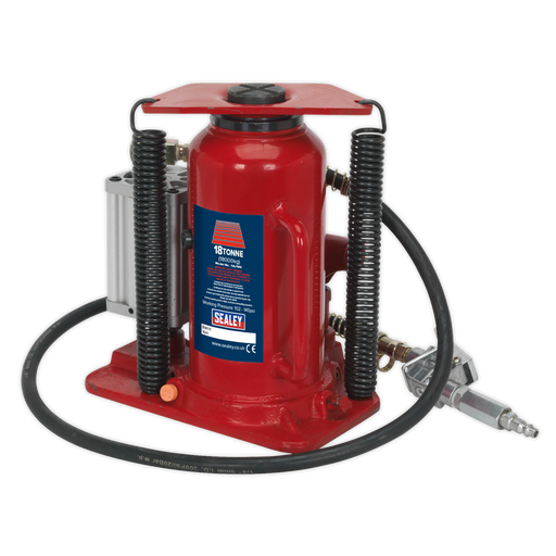 Sealey - YAJ18S Air Operated Bottle Jack 18tonne
