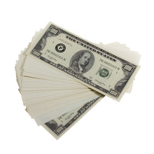 Load image into Gallery viewer, Series 1980s Mix $18,500 Blank Filler Prop Money Package - Prop Money