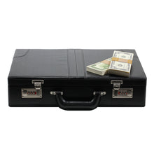 Load image into Gallery viewer, Series 1980s $500,000 Full Print Briefcase - Prop Money
