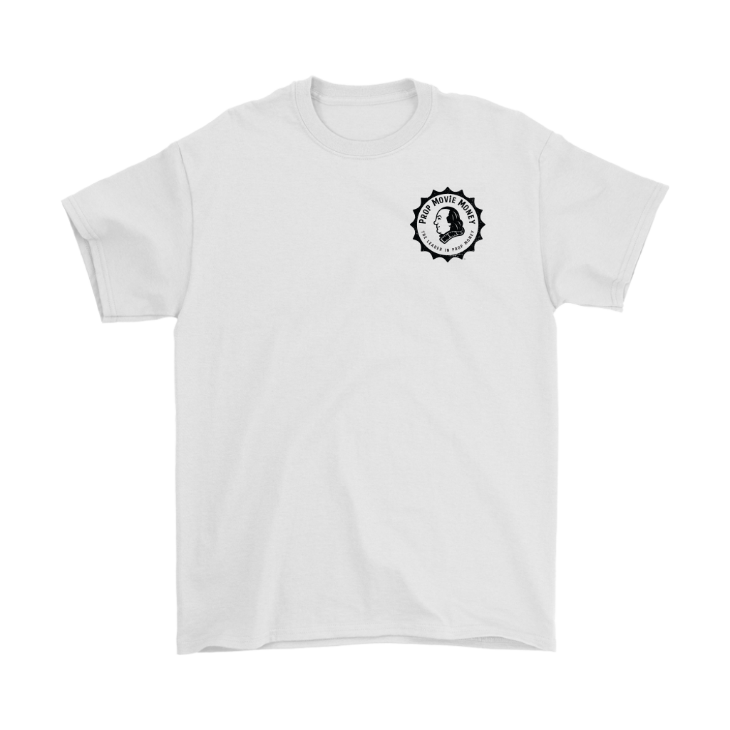 Prop Movie Money™ Classic Tee - White - Prop Money