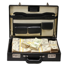 Load image into Gallery viewer, Series 2000s $500,000 Aged Blank Filler Briefcase