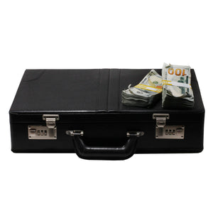 Series 2000s $500,000 Aged Blank Filler Briefcase