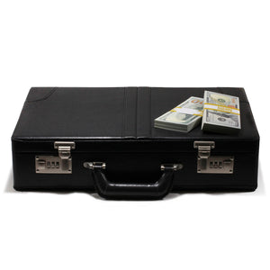 New Style $500,000 Full Print Briefcase - Prop Money