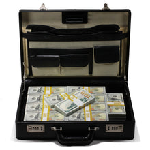 Load image into Gallery viewer, New Style $500,000 Full Print Briefcase - Prop Money