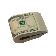 Load image into Gallery viewer, New Style $2,000 Full Print Fat Fold - Prop Movie Money