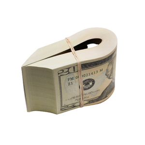 New Style $2,000 Full Print Fat Fold - Prop Movie Money