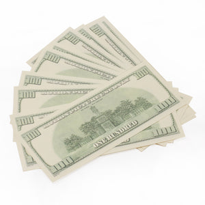 2000 Series Mix $17,000 Full Print Prop Money Package - Prop Money