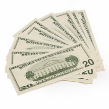 Load image into Gallery viewer, 2000 Series Mix $17,000 Full Print Prop Money Package - Prop Money