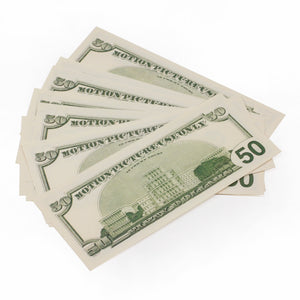 2000 Series Mix $15,000 Full Print Prop Money Package - Prop Money