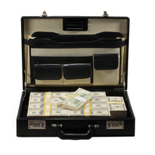 Load image into Gallery viewer, Series 2000 $500,000 Full Print Briefcase - Prop Money