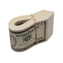 Load image into Gallery viewer, 2000 Series $5,000 Full Print Fat Fold - Prop Movie Money