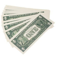 Load image into Gallery viewer, 2000 - 1980 Series $1 Full Print Prop Money Stack - Prop Money