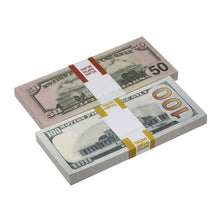 Load image into Gallery viewer, New Style Mix $15,000 Full Print Prop Money Package - Prop Money