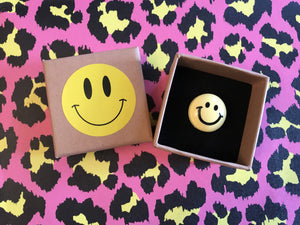 Smiley Face Ring 😊