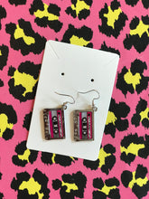 Load image into Gallery viewer, Mixed Tape Earrings