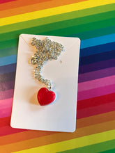 Load image into Gallery viewer, Haribo Heart Necklace