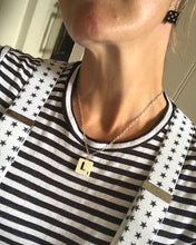 Load image into Gallery viewer, Scrabble Necklace