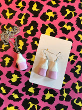 Load image into Gallery viewer, Milk Bottle Earrings