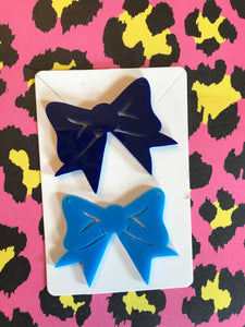 Bow Necklaces