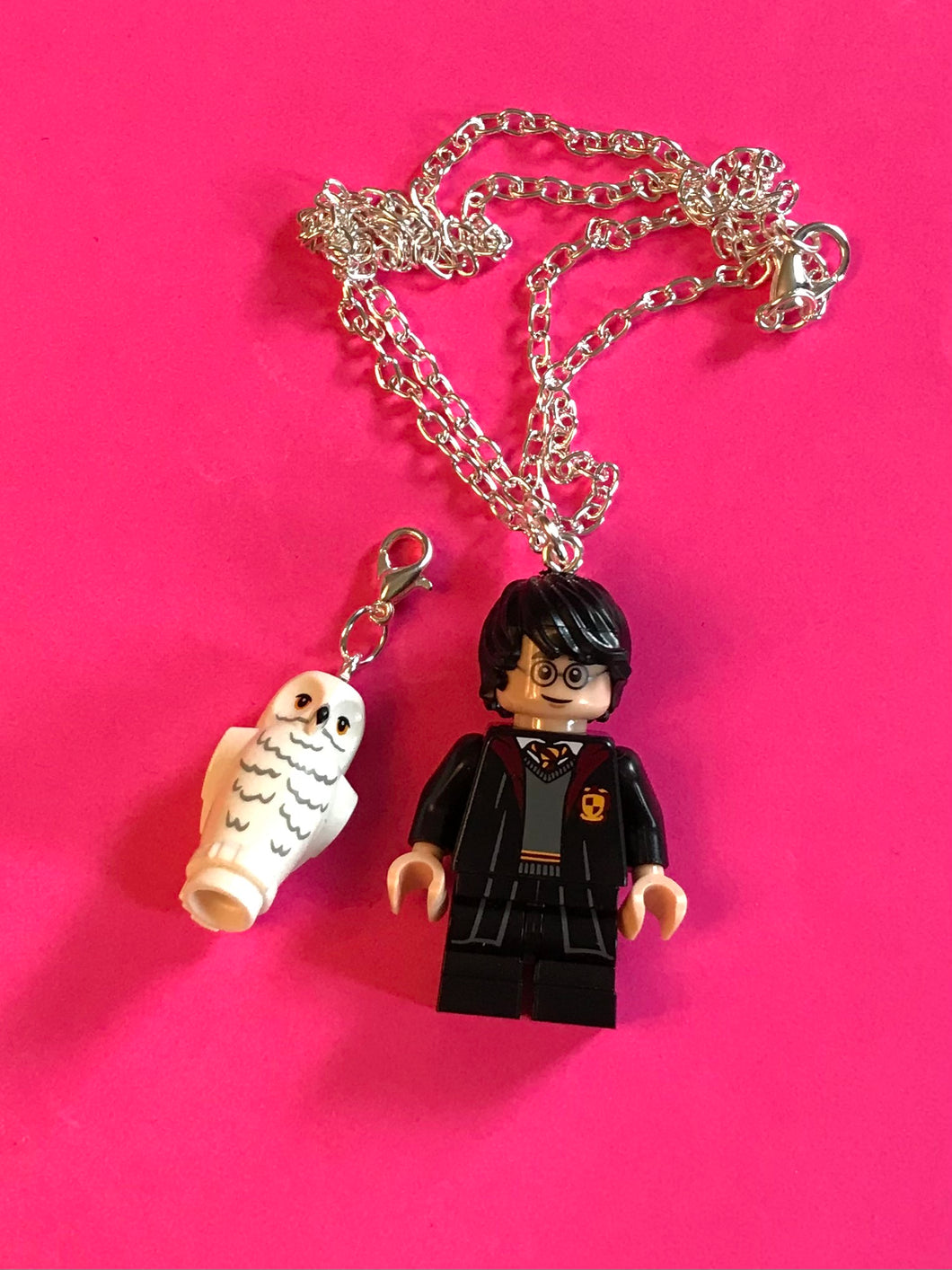 Lego Harry Potter Necklace