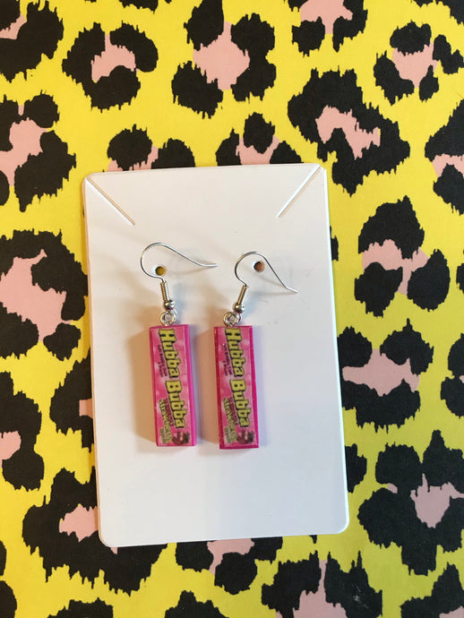 Hubba Bubba Earrings