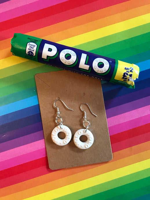 Polo Earrings