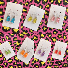 Load image into Gallery viewer, Gummy Bear Earrings