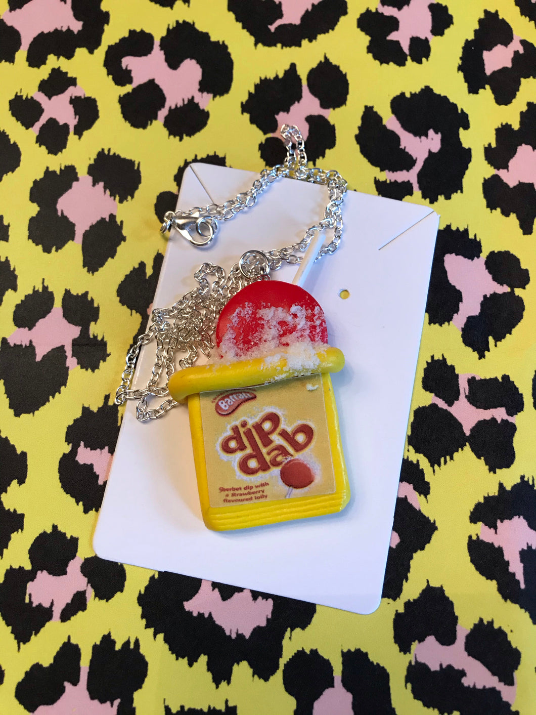 Dip Dab Necklace