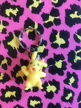 Load image into Gallery viewer, Pikachu Keyring