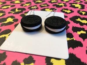Oreo Earrings