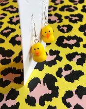 Load image into Gallery viewer, Duck Earrings