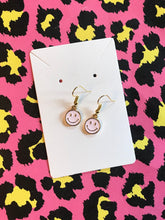 Load image into Gallery viewer, Mini Smiley 😊 Face Earrings
