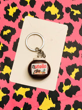 Load image into Gallery viewer, Nutella Keyring