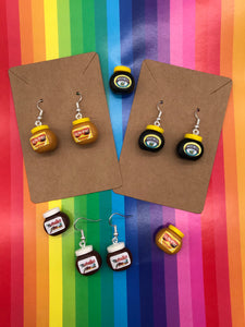 Marmite Earrings