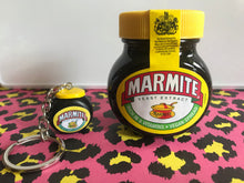 Load image into Gallery viewer, Marmite Keyring
