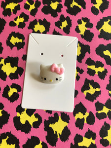 Hello Kitty Brooch