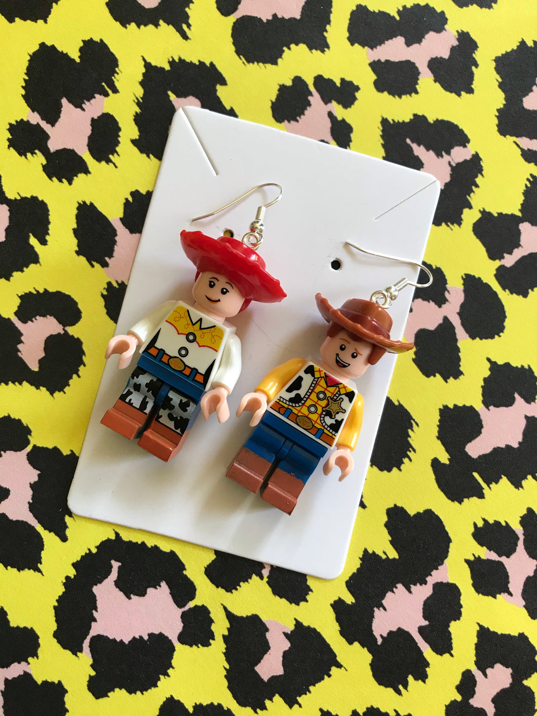 Woody and Jessie Earrings