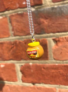 Peanut Butter Necklace