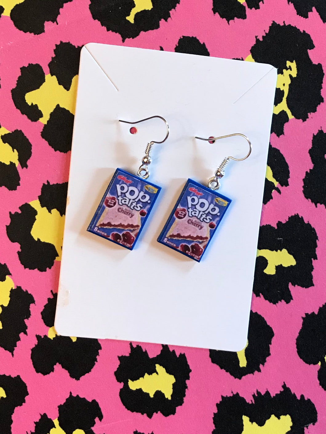 Pop Tart Earrings