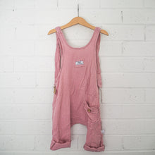 Load image into Gallery viewer, Papillon Dungaree - Dusty Pink