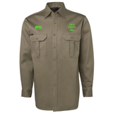 OFFICIAL SICK PUPPY 4X4 WORKSHIRT