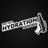 MEGA-SIZED HYDRATION SESSION STICKER