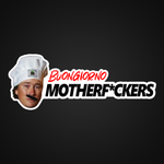 CHEF SPUD STICKER