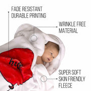 Durable Wrap Newborn Soft Baby Blanket Receiving