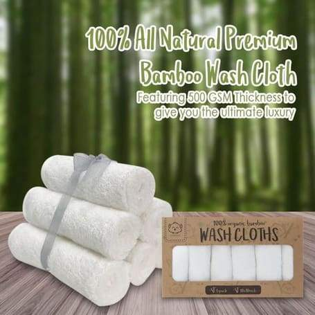 Baby Washcloths Towel