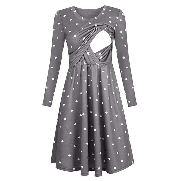 Maternity Nursing Women Dress