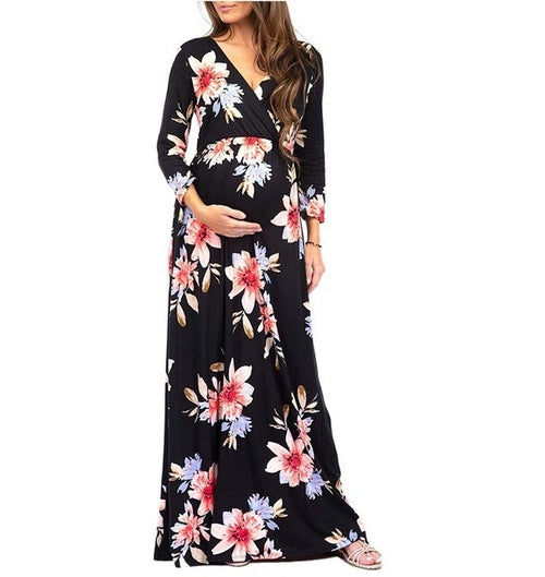 Maternity Sress Spring Women's Clothes