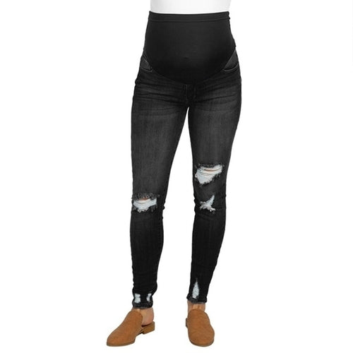 Women Maternity Jeans Pants Clothes